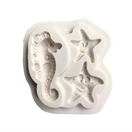 Sea Animals Silicone Mold
