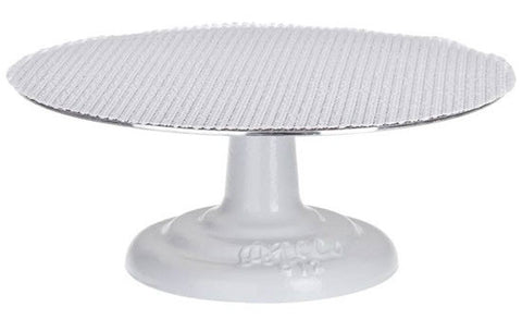 Revolving Cake Stand with Non-Slip Pad - Miles Cake & Candy Supplies