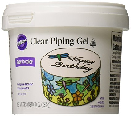 Piping Gel 10oz