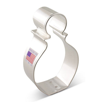 Perfume Bottle Cookie Cutter - Miles Cake & Candy Supplies
