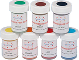 AmeriColor Powdered Color 3g - Miles Cake & Candy Supplies