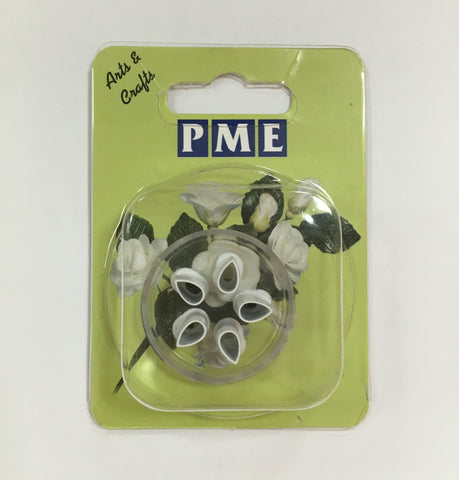 PME 5 Petal Eyelet Cutter - Miles Cake & Candy Supplies