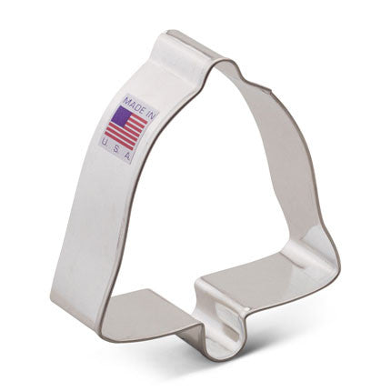 Bell  Cookie Cutter - Miles Cake & Candy Supplies