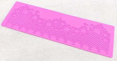 Blossoms & Buds Sugar Lace Mold