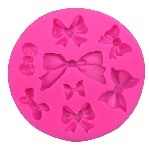 Bow knot  Silicone Mold