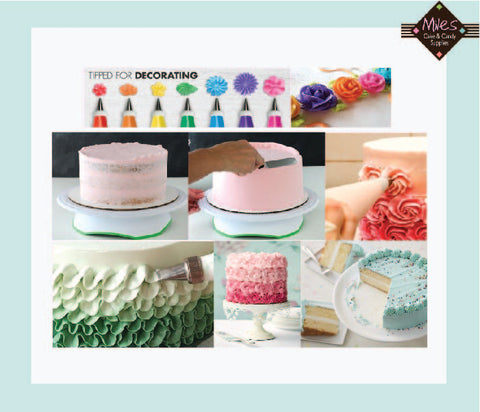 Intensive Buttercream Workshop