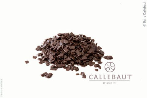 Callebaut Small Dark Chocolate Flakes