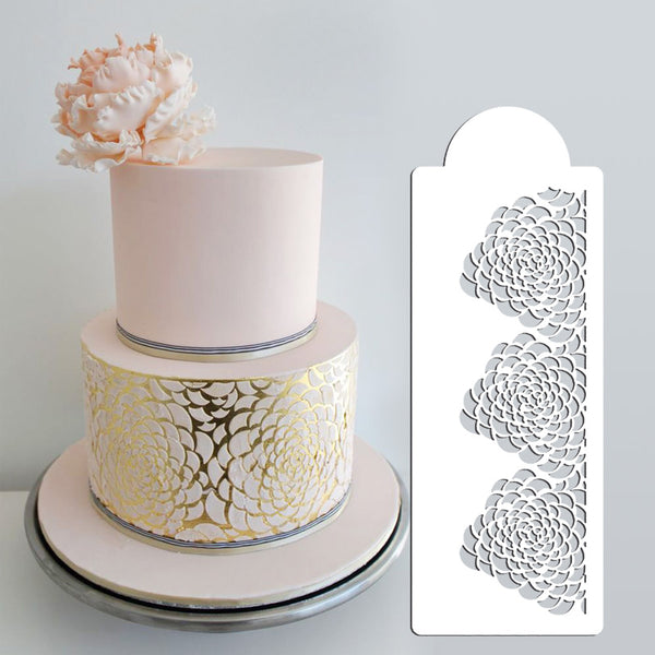 wedding cake stencils decorating camilla cake stencil cake amp supplies 25702