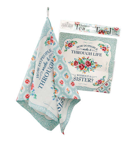 H & H The Cook Shop/Tea Towels
