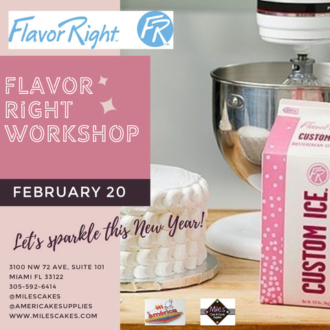 Flavor Right Workshop