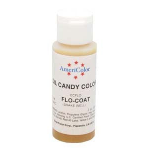 AmeriColor Flo-Coat, 2 oz - Miles Cake & Candy Supplies