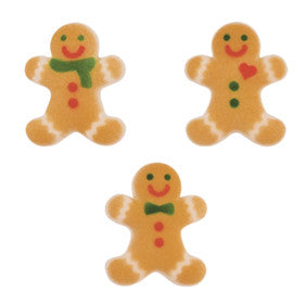 Gingerbread Man Assortment Dec-Ons®