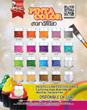 Ma Baker & Chef Glittered Color Paint 20 ML
