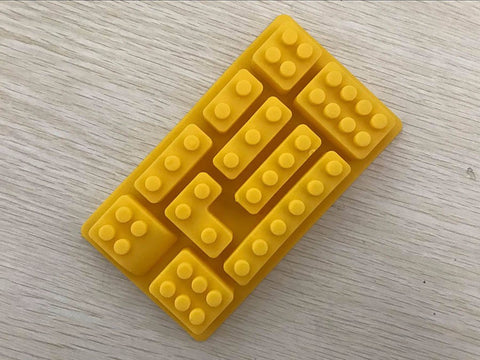 Lego Brick Blocks Silicone Mold