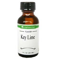 Key lime Super Strength Flavor, 1 oz.