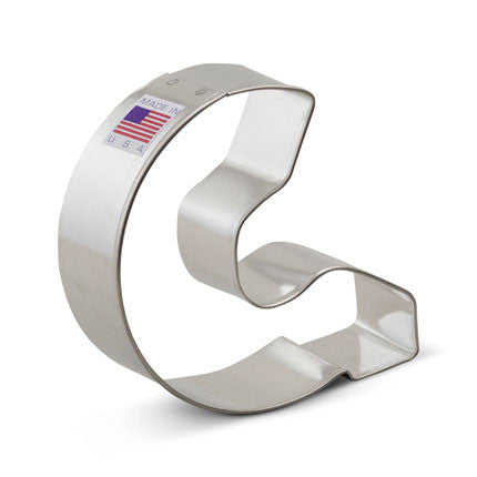 """G"" Cookie Cutter - Miles Cake & Candy Supplies"