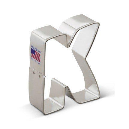 """K"" Cookie Cutter - Miles Cake & Candy Supplies"