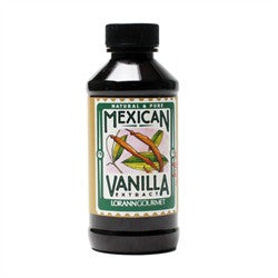Mexican Vanilla Extract - Miles Cake & Candy Supplies