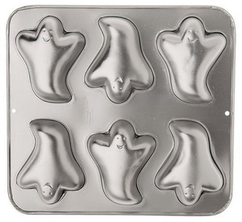 Wilton Mini Ghost Pan - Miles Cake & Candy Supplies
