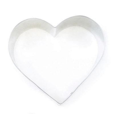 Heart Cookie Cutter - Miles Cake & Candy Supplies