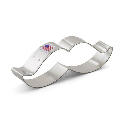 Mustache Cookie Cutter - Miles Cake & Candy Supplies