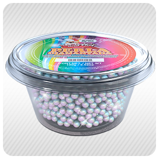 Ma Baker & Chef Baby Glittered Pearls 100 gr