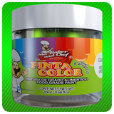 Edible paint for cake and cookie decorating.
