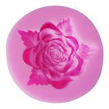 Rose Silicone Mold