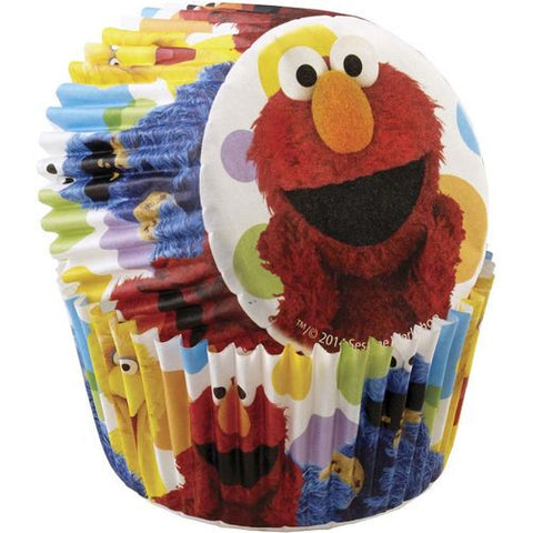 Sesame Street Std. Baking Cups