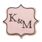 Square Plaque Cookie Cutter - Miles Cake & Candy Supplies