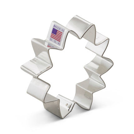 Sunflower Cookie Cutter - Miles Cake & Candy Supplies