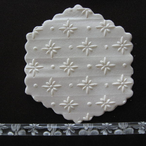 Filigree Mini Rolling Pin