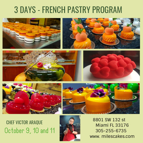 French Pastry Program