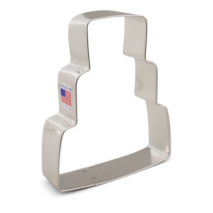 Wedding Cake Cookie Cutter - Miles Cake & Candy Supplies