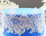 Flower Silicone Lace Mat