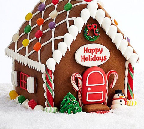 Kid's Gingerbread House Class