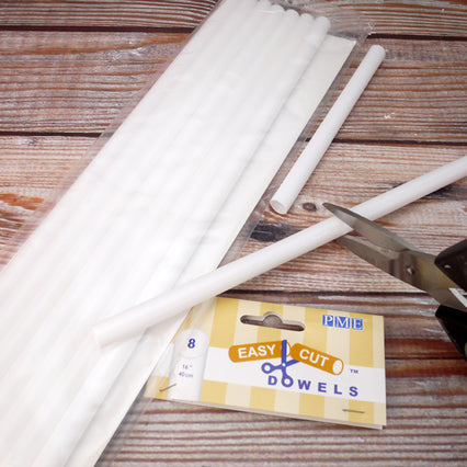 "PME 12"" Easy Cut Dowels Bulk, 4pc/$1.29"