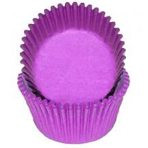 Purple  Mini  Baking Cups