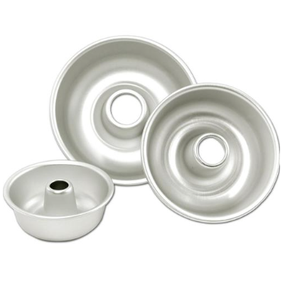 Fat Daddio's Ring Mold Pans - Miles Cake & Candy Supplies