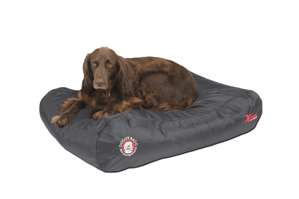The Doggy Bagg® X-Treme All Weather Dog Bed | Black