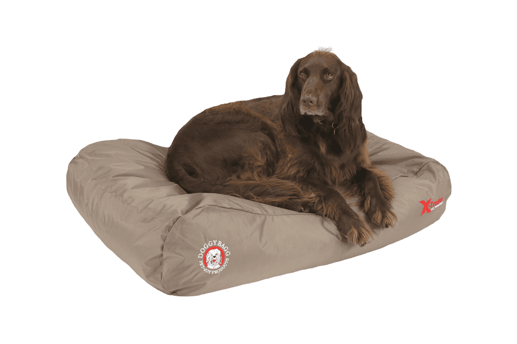 The Doggy Bagg® X-Treme All Weather Dog Bed | Fossil