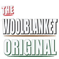 The Doggy Wool Blanket | Black