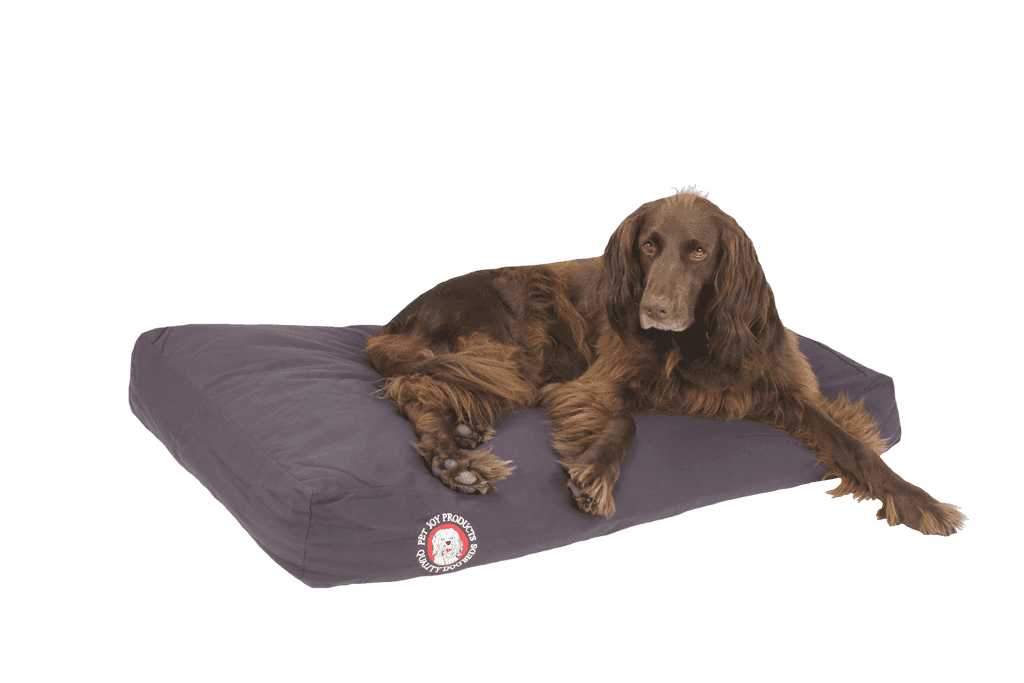 The PJP Siesta Original Dog Bed | Shale