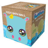 "Harlow the Hippo Fizzy Bath Ball <p><font size=""3"">Item #SUD005</font>"