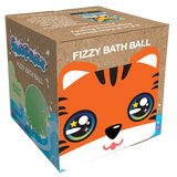 "Benji the Tiger Fizzy Bath Ball <p><font size=""3"">Item #SUD001</font>"