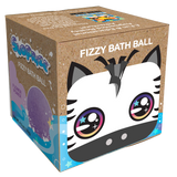 "Zed the Zebra Fizzy Bath Ball<p><font size=""3"">Item #SUD006</font>"