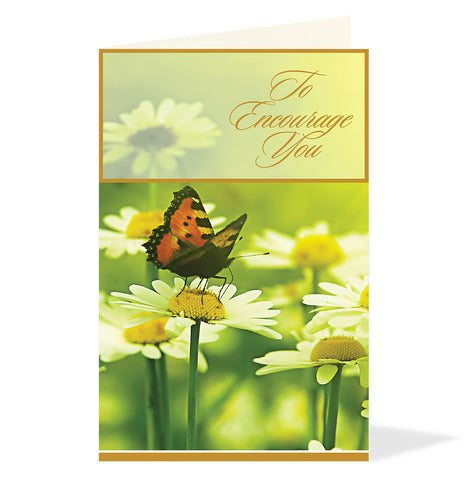 To Encourage You Greeting Card