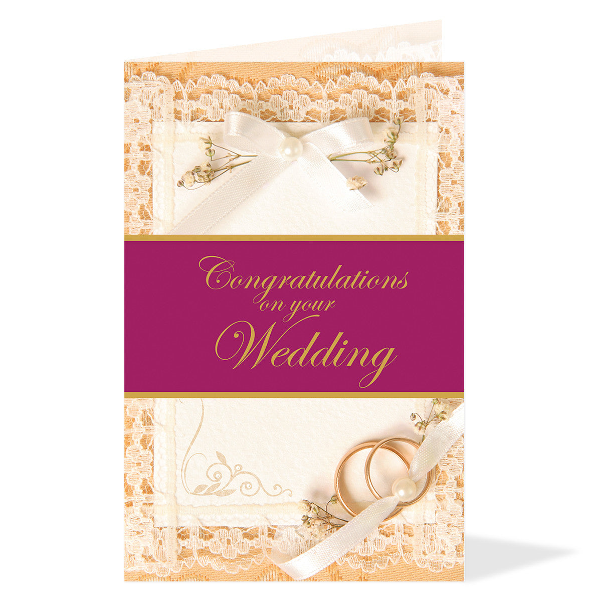 Wedding Greeting Card Word Enterprises