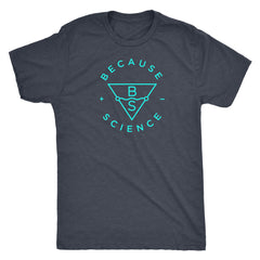 Because Science Logo Tee