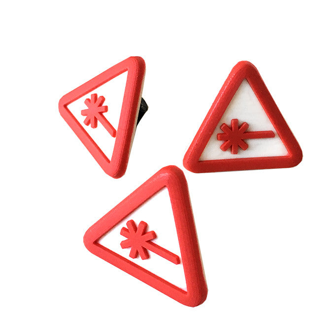 Nerdist ZIPMATES (Zipper Tags)